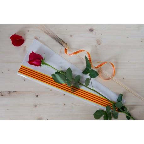 Rosa Vermella 50 cm - Des de 0.85€