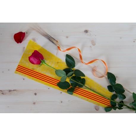 Rosa Vermella 60 cm - Des de  0.95€