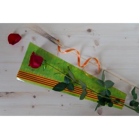 Rosa Vermella 70 cm - Des de 1.05€