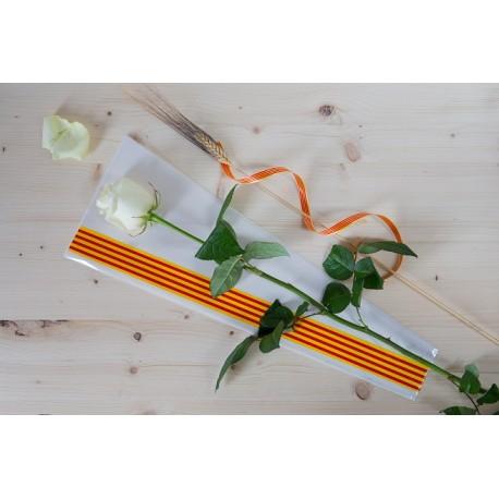 Rosa Blanca 60 cm - Des de 1.05€