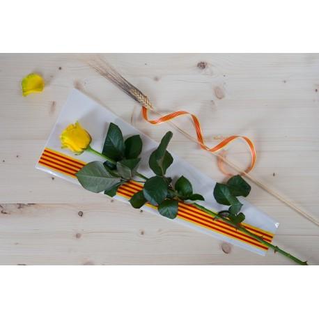 Rosa Groga 60 cm - Des de 1.05€